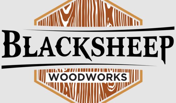 BlackSheep Woodworks's Logo
