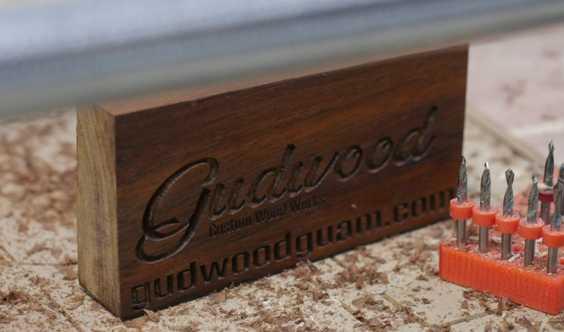 GudWood's Logo